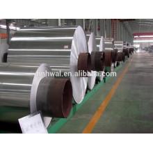 Prix d'usine de haute qualité de la bande d'aluminium en aluminium 3002 3004 en aluminium pour la toiture