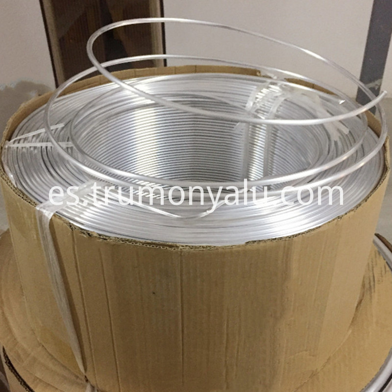 Aluminum Extrusion Pipe