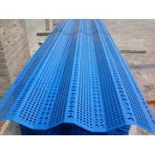Anti-Wind& Dust Mesh Used as Roofing Sheet