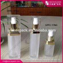 China Garrafa Cosmética Garrafa Plástica Transparente Perfume Garrafa Boneca Perfume