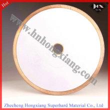 Disco de corte de diamante sinterizado para corte de vidrio