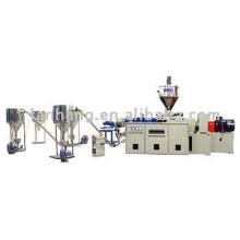 Plastic Compounding & Pelletizing Line