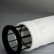 A gaiola do saco de filtro da poeira cumpre com o saco de filtro ou a indústria de cimento