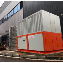550kw M550zh5 Intergrated Industrial Evaporative Cooled Pharmaceutical HVAC Water Chiller