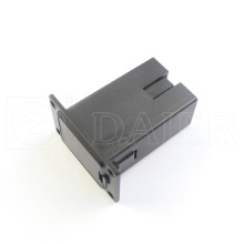 Soporte de batería 9v, soporte de batería de 9 voltios