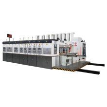 Dongguang automatically high speed  leadage corrugated carton  flexo  printing slotting die cutting machine