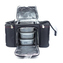 Vente en gros Cheap Custom Cooler Bag Bag 6 Pack Fitness Lunch Ice Cooler Bag