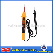 Test d'électricité multifonctionnel d'appareil de contrôle d'induction de détecteur de tension d'appareil de contrôle de tension 5 dans 1