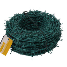 China Hot Sale Amazon Popular PVC Coated Barbed Wire