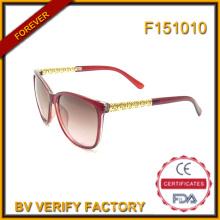F151010 Top verkaufen Markennamen Frauen Sonnenbrillen