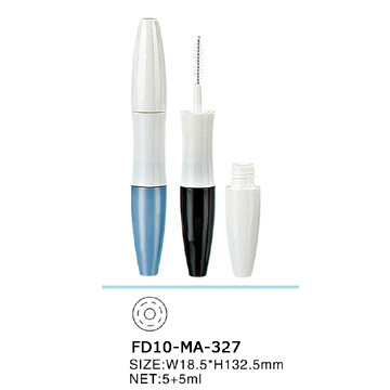 Popular empty plastic cosmetic Tiny mascara tube