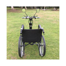 China Factory Price electric wheelchair attachment electric conversion kit handcycle