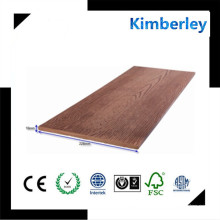 2016 Hot Sale Easy Installation Environmental Friendly WPC Wallboard for Green House, Wood plastic Composite Wall Panel