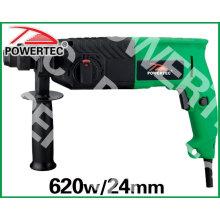 620W taladro de martillo eléctrico de 24 mm (PT82505)