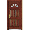 Turkish Style Steel Wooden Armored Door (LTK-A01)