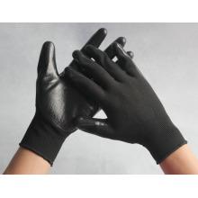 Barato nitrilo nylon revestido trabalho luvas estoque para venda 36g