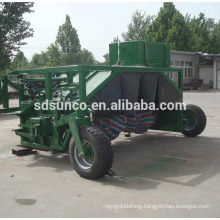 Organic fertilizer making compost turner