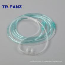 Máscara de oxigênio de PVC simples