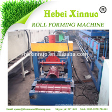 XN-312 roof ridges making machines metal cap making machine