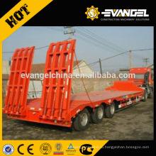 Тяжелые КССН 12 колеса Китая контейнер грузовой контейнер прицеп