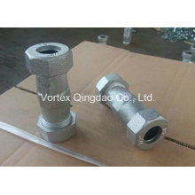 Malleable/ Ductile Iron Junior Clamp