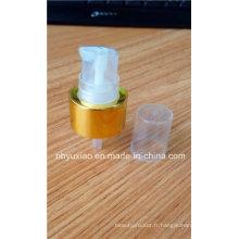 Pompe à crème pour cosmétiques et soins de la peau