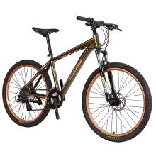 Vélo de montagne style Castro en alliage d'aluminium 24 vitesses (FP-MTB-A01)