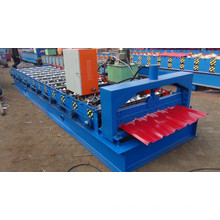 Trapezoidal and Corrugated Ibr Roofing Sheet Roll Forming Machine