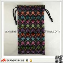 Полноцветная печать из микрофибры для солнцезащитных очков тканевый мешок (DH-MC0368)