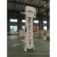 Elevador de cangilones de baja velocidad Elevador de cangilones de grado de molino de arroz