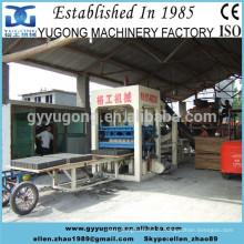 Yugong ciment / béton / moucheuse à cendre en pierre à vendre en usa