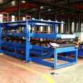 aluminum composite panel perforated roll forming machine line