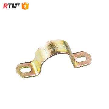 L17 u type metal pipe clamp galvanized steel pipe