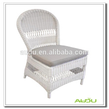 Председатель Audu White Wicker Europe