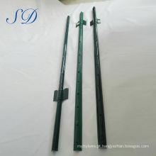 Barato 1,5 polegadas U postes de cerca de forma