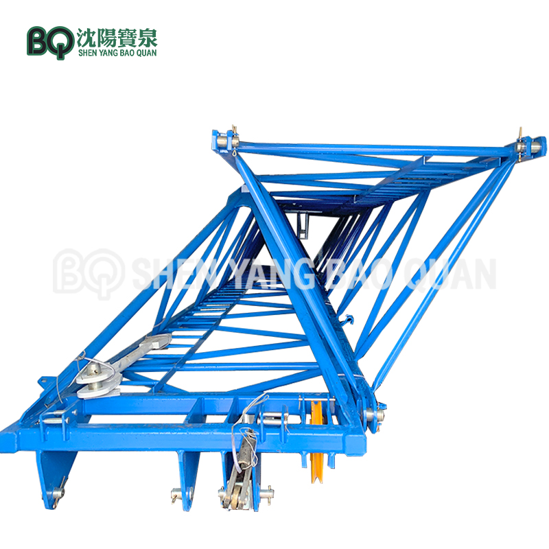 Tower Crane Jib Section