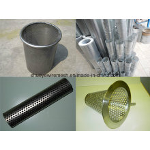 Perforated Metal Mesh for Filter Strainer Decorative Mesh