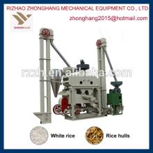 MINI mini-arroz automático completo planta-maquinaria agrícola