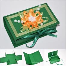 Kunstleder Papier Schmuckschatullen / Schmuckkästchen