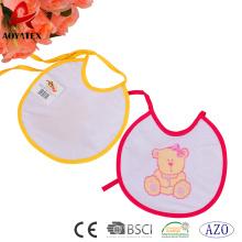 Babador de bebê super macio bib babadores de bebê bonito impermeável de boa qualidade