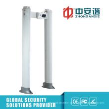 High-end Occasion Security 24 Zones Detector de metais duplo com infravermelho