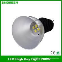 Горячие продажи Ce RoHS COB светодиодные высокие Bay Light 200W