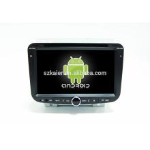 Quad core! DVD de coche con enlace de espejo / DVR / TPMS / OBD2 para la pantalla táctil de 7 pulgadas de cuatro núcleos 4.4 sistema Android GEELY Emgrand