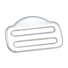 MS-03 Industrial Stamp Steel Double Slot Zinc Plated 18kN Buckle