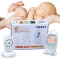 Versión nocturna Digital Smart Portable Secure Baby Monitor