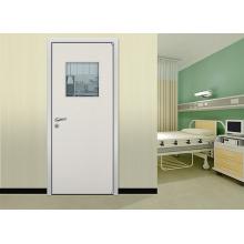 Porte de triage de chambre d'hôpital dans l'hôpital