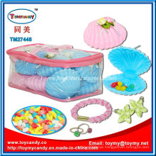 Surprise Plastic Shell Toy Girl Toy Candy