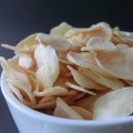 OU certifcates dehydrated 2020 garlic flakes