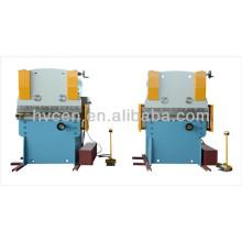 Máquina dobladora de aluminio hidráulico WC67Y-30T / 1600