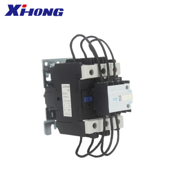 CJ19-95 AC Changeover Capacitor Power Contactor